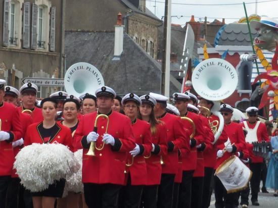 Carnaval Vitré Avril 2014