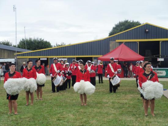 Festival Saint-Caradec Trégomel (56) 17 Août 2014