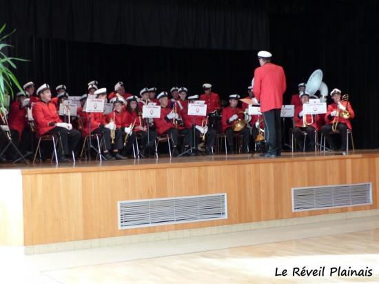 Sainte-Cécile 21 Novembre 2015