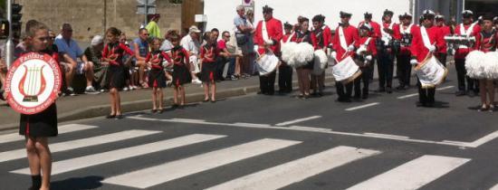 Fête de la St Laurent Blain Août 2015)