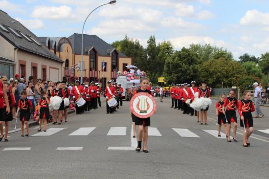 Fête de la St Laurent Blain Août 2015