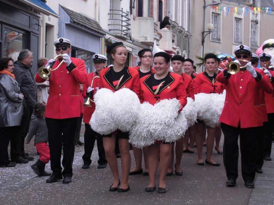 Carnaval de Printemps Pornic 2013