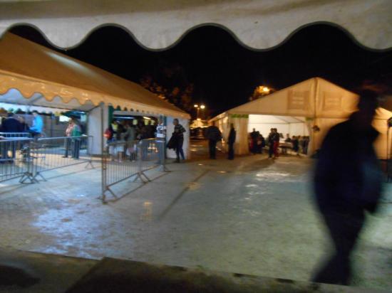 Fête de la moule Champs 2013