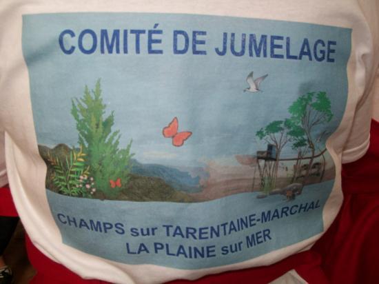 Fête de la Moule à Champs 2010